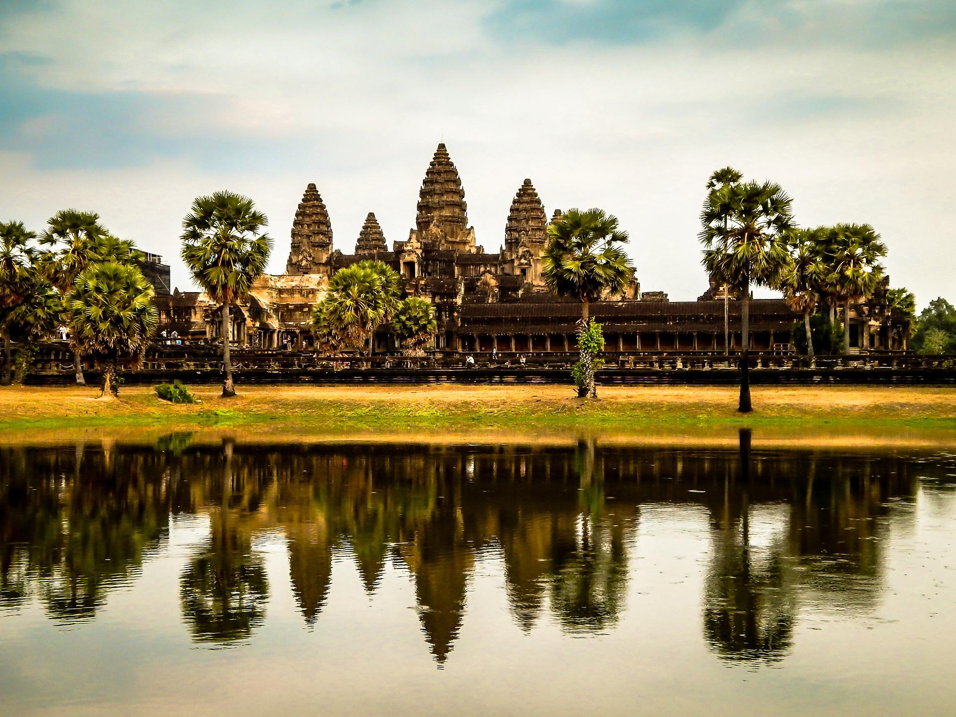 Get Passport Cambogia