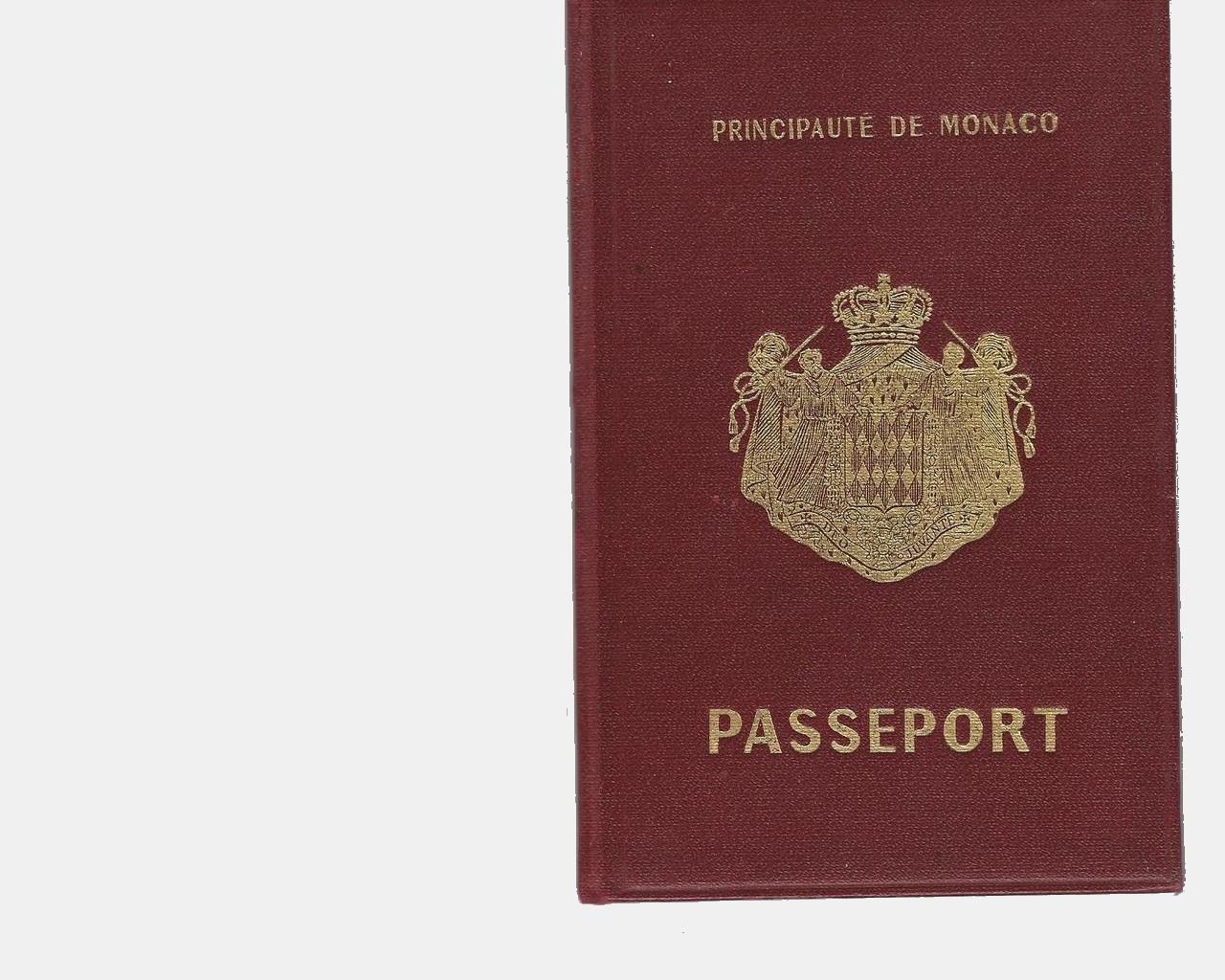 get monaco passport
