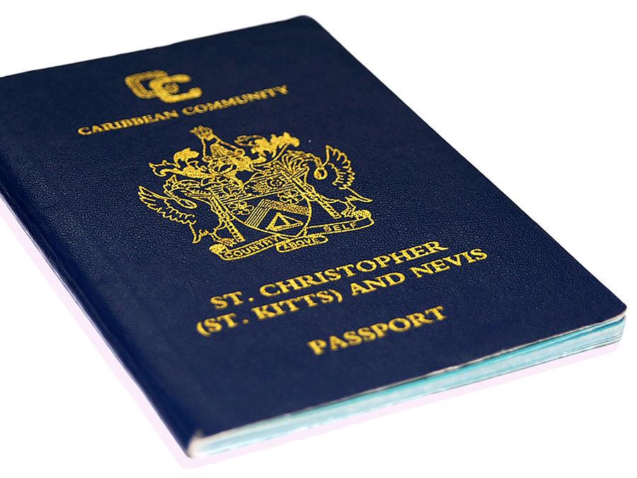 get passport St. Kitts and Nevis