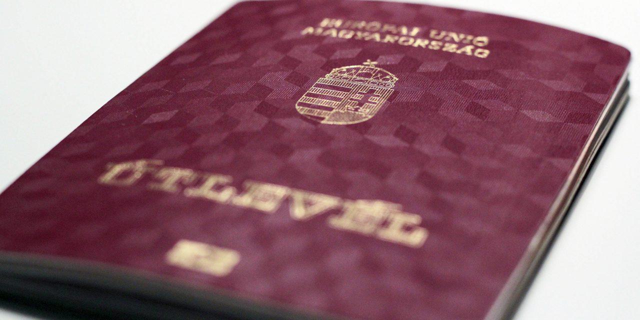 hungary get passport